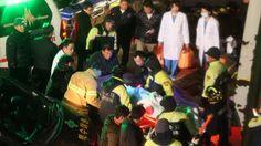 UPDATE: Autoritatile din Coreea de Sud au anuntat ca inca un student prins sub daramaturi a fost gasit mort, iar alte cateva zeci sunt inca dati disparuti. Trei studenti au murit astazi la Gyeongju,