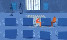 The detainee's tale by Ali Smith / the Guardian - Rachel Gannon