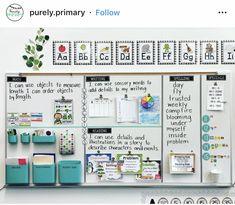 First Grade Classroom, Classroom Setup, Classroom Design, Future Classroom, School Classroom, Classroom Organisation, Teacher Organization, Teacher Tools, First Year Teaching