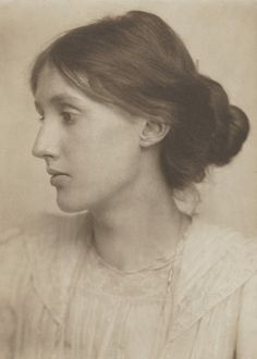 'Virginia Stephen by George Charles Beresford', July 1902