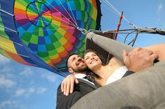 Destination Wedding in Southern Italy, Calabria: symbolic cerimony by hote-air balloon Air Balloon, Balloons, Southern Italy, Vows, Surfboard, Destination Wedding, Romantic, Romance Movies, Surfboard Table