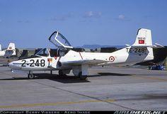 T-37 Traning plane Turkish Air Force