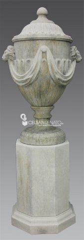 Our studio draws inspiration from our traditional culture and land and from found in our from the Veneto area and from our parks. Garden Ornaments, Architectural Elements, Garlands, Urn, Pedestal, Villas, Vases, Planter Pots, Culture