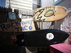 A must: Rockaway Taco pit stop #BbSummerHair // taco me!