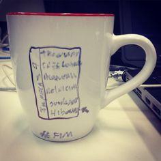 "Fim de semana, hora de ""Hibernar"" . diariodebordo.net.br #café #cafeina #windows7 #microsoft #hibernar #finalizar #weekend #fimdesemana"