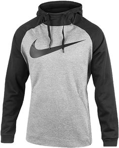 Shop the latest collection of Nike Men's Swoosh Essential Therma Training Hoodie from the popular stores - all in one Mens Fleece, Fleece Hoodie, Grey Hoodie, Hoodie Jacket, Mens Sweatshirts, Hoodies, Nike Pullover, Gym Shirts, Nike Outfits