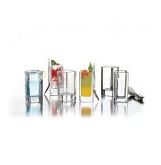 Style Setter Soho 13-Piece Taster Shot Set with Spoons