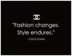 -Coco Chanel fashion quotes