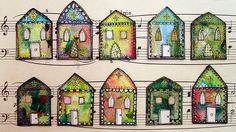 House Inchies by phizzychick!