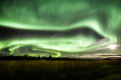 #Auroraboreale a #Edmonton, #Canada by Zoltan Kenwell via National Geographic