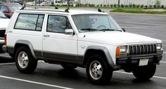 1984 Jeep Cherokee Chief