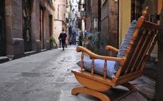 Our Barcelona expert offers a guide to the city's lesser-known spots, from small museums to off-the-beaten-track districts Outdoor Chairs, Outdoor Furniture, Outdoor Decor, Europe Travel Tips, Rocking Chair, Places To See, Barcelona, Spain, City