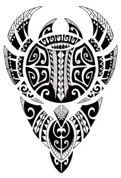 Samoan and Polynesian tattoo designs