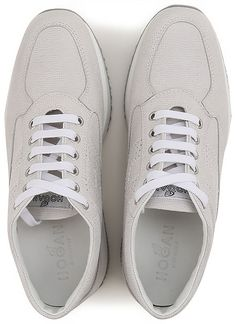 Hogan Shoes and Sneakers from the Latest Collection. Hogan Women's Shoes are available online in a wide selection at the Raffaello Network Store. H Logos, Fashion Details, Fashion Design, Sneakers, Leather, Shoes, Style, Tennis, Swag