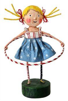 Lori Mitchell Folk art