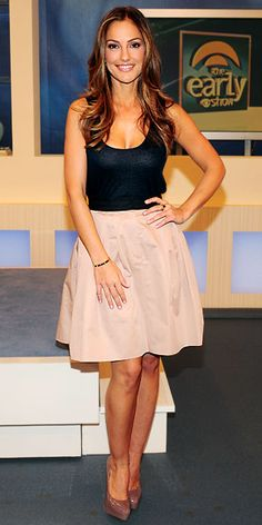 Minka Kelly - Look of the Day - InStyle