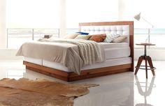 Boxspringbett Massiva Rocc Bedroom Inspiration, Beds, Design, Furniture, Home Decor, Cheap Beds, Attic Rooms, Bed Ideas, Remodels