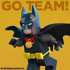 America, you got this. #LEGOBatmanMovie #LEGO #Batman #DCComics