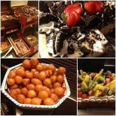 Iftar in Abu Dhabi - Reginia Cordell™  A delightful evening at Ginger All Day Dining with Park Rotana Abu Dhabi. #Iftar #Ramadan #AbuDhabi #Culture