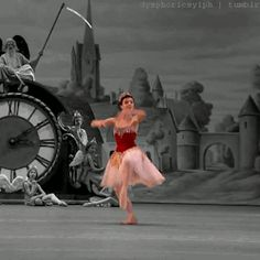 mine Ballet GIF Bolshoi Coppelia Bolshoi ballet Natalia Osipova bolshoiballet nataliaosipova coppeliagif