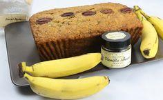 Vanilla Banana and Pecan Loaf from @shaheenA2K for #SumaBloggersNetwork  #Pecans #BananaBread #Breakfast