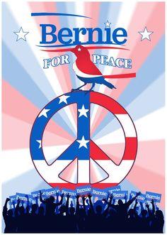 The Art coming out from Bernie Sanders' Voters is blowing me away! #Vote4Bernie! #NotMeUs.