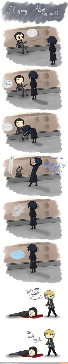 How #Reichenbach should have ended.