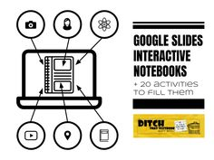 google slides interactive notebooks title image (1) Leadership Notebook, Google Classroom, Classroom Ideas, Classroom Organization, Classroom Tools, History Classroom, History Education, Spanish Classroom, Teaching History
