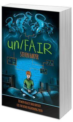 un/Fair by Steven Harper #ReleaseBlitz @chapterxchapter, @StevenPiziks…