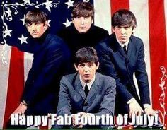 The Beatles ~ Happy 4th Of July ~