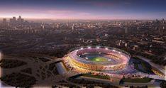 London 2012 Olympics stadium by HOK Sport - Dezeen
