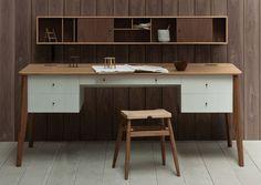 Рабочий стол из дерева / современный PONTUS PINCH