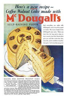 1934 McDougall's Flour ad | Flickr - Photo Sharing!