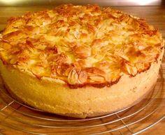 Rezept Birnen-Karamell-Käsekuchen von JuBo - Rezept der Kategorie Backen süß