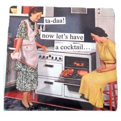 Sounds good to me. I should have had one to celebrate cooking Thanksgiving dinner for the first time! Lol!