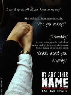 Illustrated Temptations: By Any Other Name by J.M. Darhower | Bookish Temptations