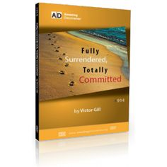 Fully Surrendered, Totally Committed by Victor Gill - Pastor Victor Gill discusses what is means to truly walk in the path set out for us by God. What Is Meant, Word Of God, Discovery, Lord, Amazing, Pastor, Lorde