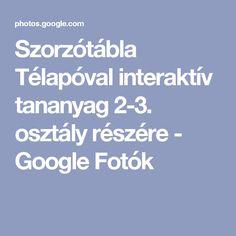 Szorzótábla Télapóval interaktív tananyag 2-3. osztály részére - Google Fotók