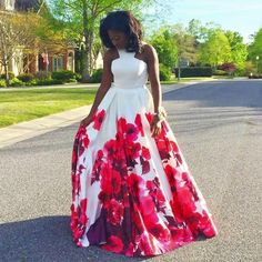Be exceptional not the norm prom dress 2016 FABULOUS AND CLASSY