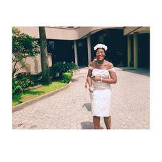 Crown: Issa DIY Dress: @debrasgrace  Glow: The Lord God & @mosholape