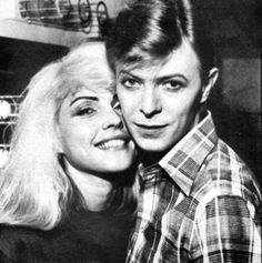 Great picture with ultimate cool girl, Debbie Harry