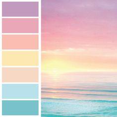 Bright Paint Colors, Pastel Colour Palette, Colour Pallette, Colour Schemes, Pastel Colors, Color Combos, Deco Rose, Palette Art, Bright Paintings
