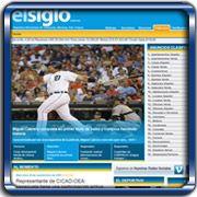 Organización:   El Siglo;   Ubicación:   Maracay - Venezuela;   Enlace:   http://www.elsiglo.com.ve;   Segmento:  Medios de Comunicación;   Año:   2011