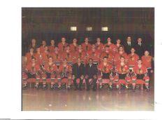 St. Catharines Blackhawks ~ 69/70