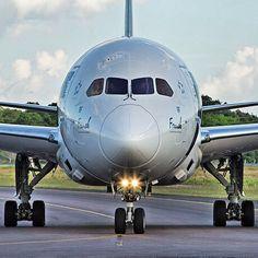 Boeing 787-8 Dreamliner of LOT Polish Airlines by Sergio Brandao @sbrandao747 Instagram photo   Websta (Webstagram)
