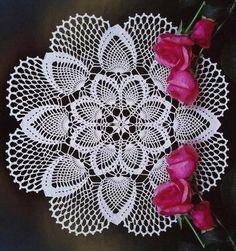 Crochet-pattern-crochet-lace-doily