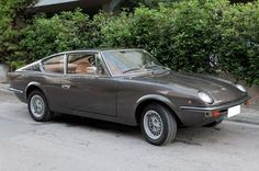 1968 Fiat 125 Samantha by Vignale