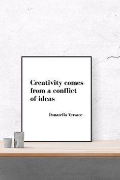 ~Donatella Versace quote