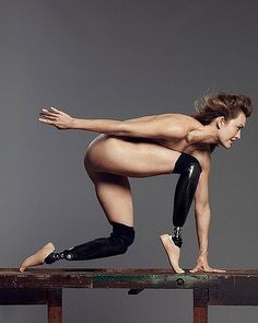 Images that changed the way we see female nudity  || Athlete and 2014 Paralympic bronze medalist Amy Purdy in her element in this year's ESPN Body Issue.  http://www.dailylife.com.au/photogallery/life-and-love/images-that-changed-the-way-we-see-female-nudity-20150130-3p5ri.html