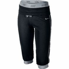 NEW GIR'S NIKE DRI FIT VICTORY LOOSE FIT TRAINING CAPRIS SIZE S STYLE #522090  #Nike #CapriCropped #Everyday